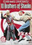 ten brothers of Shaolin